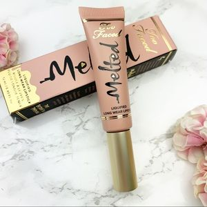 Too Faced Melted Lipstick In Sugar